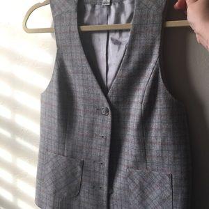 Pendleton Gray Vest